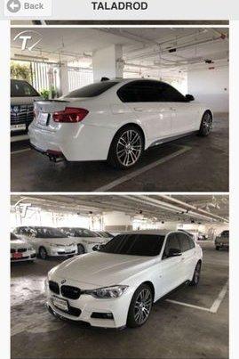 ขายรถ BMW SERIES 3 ที่ ชลบุรี 17013831