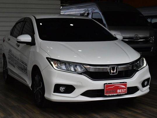 2017 Honda CITY SV sedan