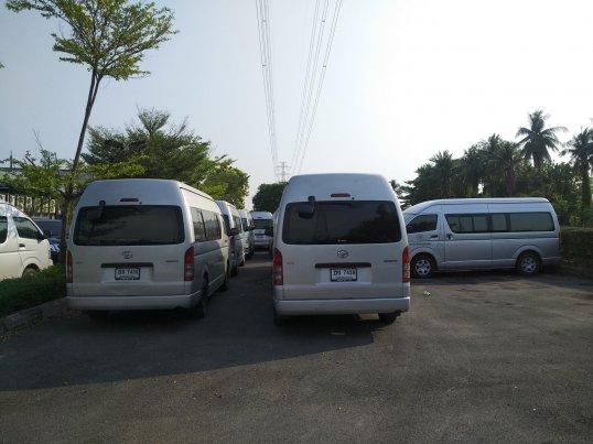 Toyota COMMUTER STD 2014 รถตู้/VAN-3