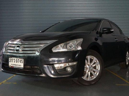 Nissan Teana 2.0 XE Sedan AT ปี 2013