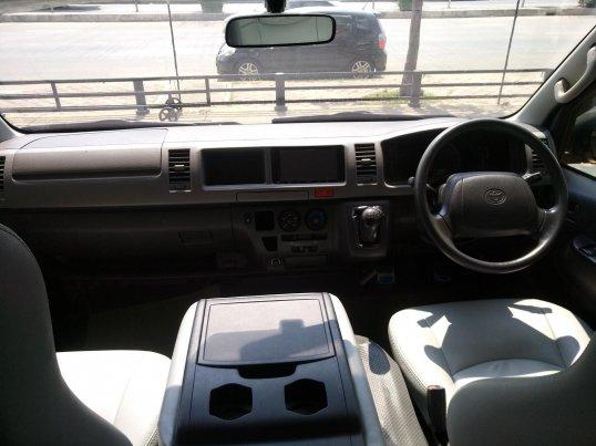 Toyota COMMUTER STD 2014  -8