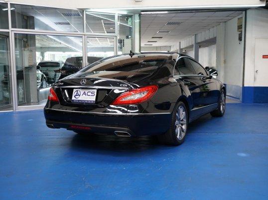 Benz CLS250 CDI 2014-4