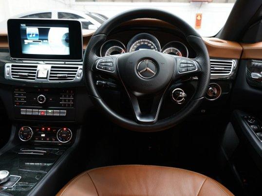 Benz CLS250 CDI 2014-12