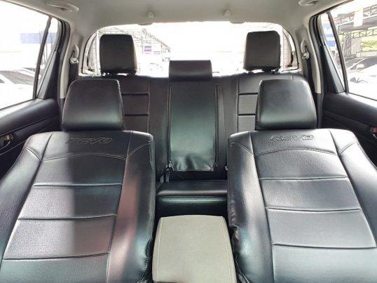 TOYOTA HILUX REVO Double Cab 2.4E Prerunner 4×2 A/T ปี2016 สีขาว-15