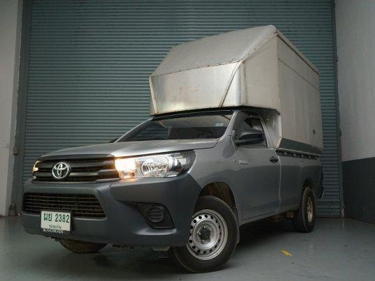 Toyota Hilux Revo 2.4 SINGLE J ปี 2016-0