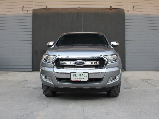 FORD ALL NEW RANGER OPEN CAB 2.2 XLT HI-RIDER M/T ปี2017 บย3763-1