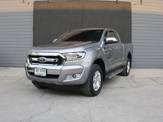 FORD ALL NEW RANGER OPEN CAB 2.2 XLT HI-RIDER M/T ปี2017 บย3763-0