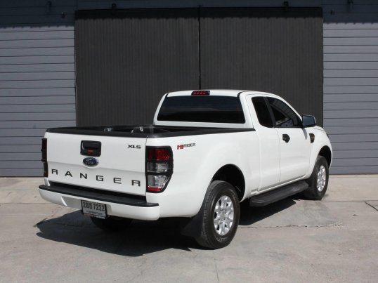 FORD ALL NEW RANGER OPEN CAB 2.2 XLS HI-RIDER A/T ปี2017 2ฒธ7222-2