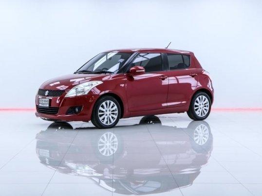 2012 Suzuki Swift GLX hatchback -0