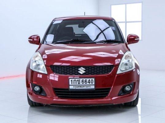 2012 Suzuki Swift GLX hatchback -1