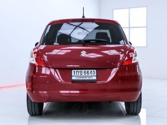 2012 Suzuki Swift GLX hatchback -8