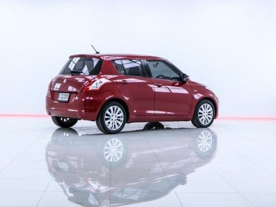 2012 Suzuki Swift GLX hatchback -7