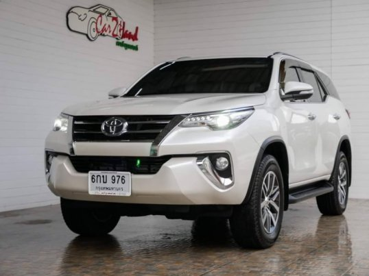 TOYOTA​ NEW​ FORTUNER​ 2.4​V​ AT​ 2WD​-0