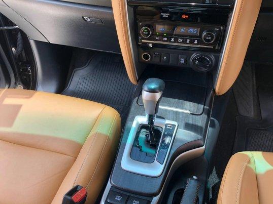 Toyota Fortuner V 4WD 2017 SUV-7