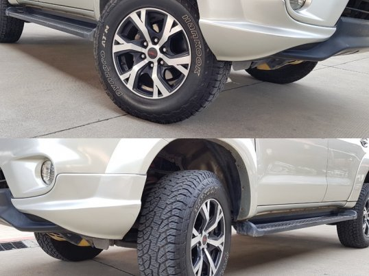 TOYOTA FORTUNER 3.0V Smart A/T 4WD ปี2009 -18