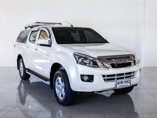 ISUZU D-MAX 2 5 HI-Lacnder Z DDi VGS Double Cab CARRYBOY ปี