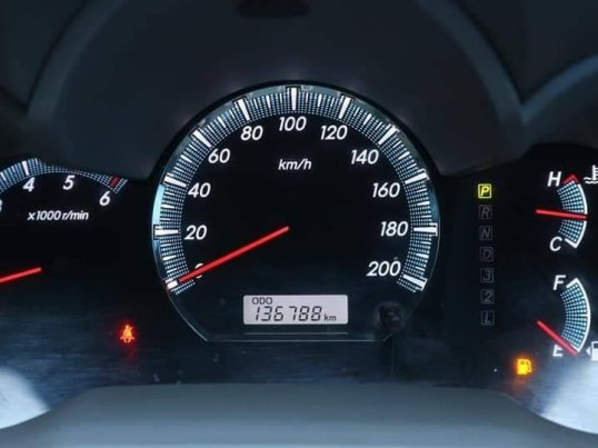 TOYOTA FORTUNER 3.0 V 4WD ปี2012 suv-10