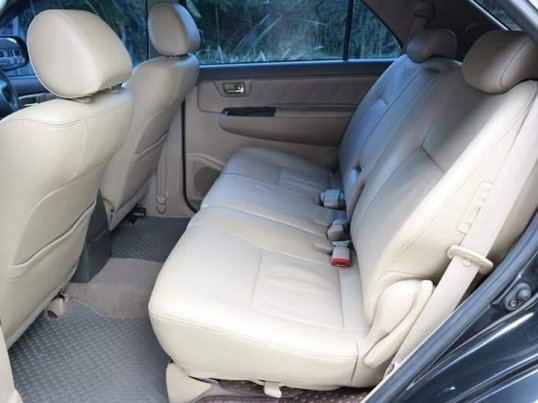 TOYOTA FORTUNER 3.0 V 4WD ปี2012 suv-11