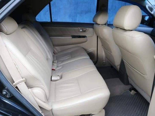 TOYOTA FORTUNER 3.0 V 4WD ปี2012 suv-12