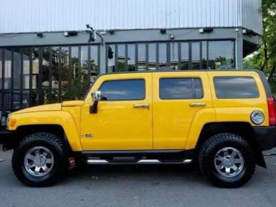 2007 Hummer H3 -2