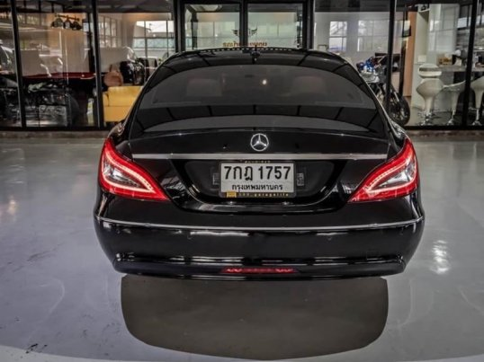 Mercedes Benz CLS250 CDI (W218) Exclusive ปี 2011 -2