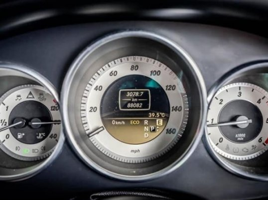 Mercedes Benz CLS250 CDI (W218) Exclusive ปี 2011 -11