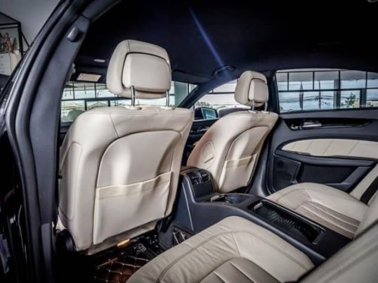 Mercedes Benz CLS250 CDI (W218) Exclusive ปี 2011 -17