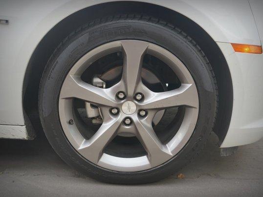 2015 Chevrolet Camaro 3.6 (ปี 09-15) RS Coup-4