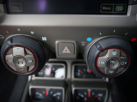2015 Chevrolet Camaro 3.6 (ปี 09-15) RS Coup-12