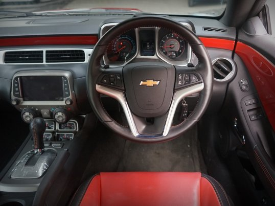 2015 Chevrolet Camaro 3.6 (ปี 09-15) RS Coup-16