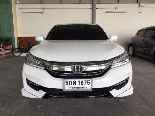 2016 Honda ACCORD EL NAVI sedan -0