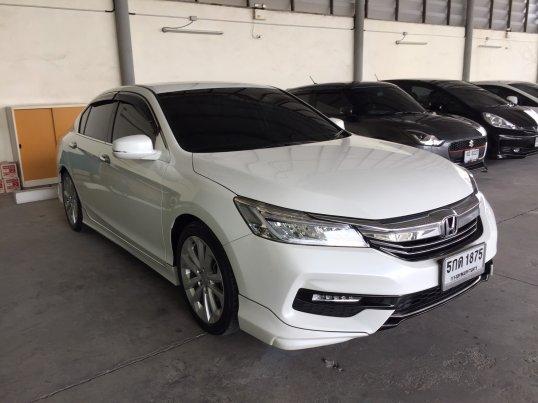 2016 Honda ACCORD EL NAVI sedan -1
