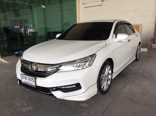 2016 Honda ACCORD EL NAVI sedan -2