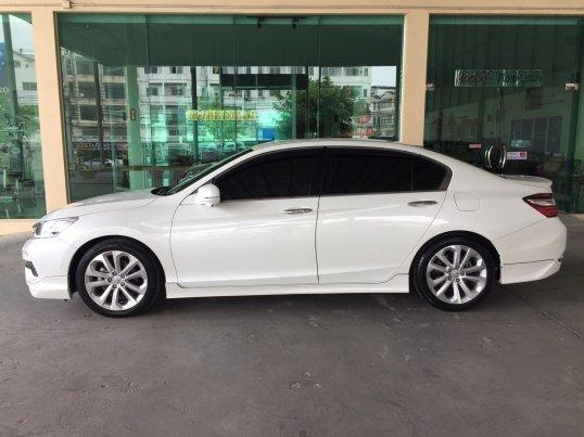 2016 Honda ACCORD EL NAVI sedan -3