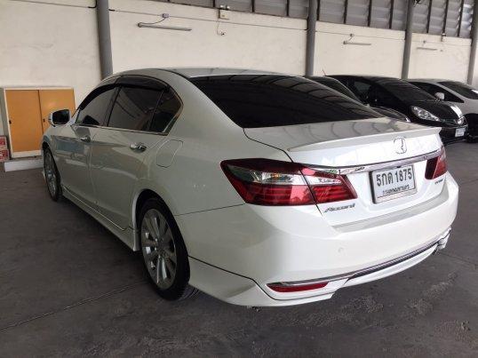 2016 Honda ACCORD EL NAVI sedan -5