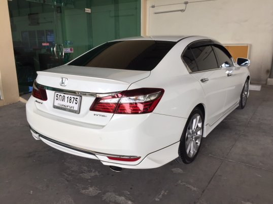 2016 Honda ACCORD EL NAVI sedan -6
