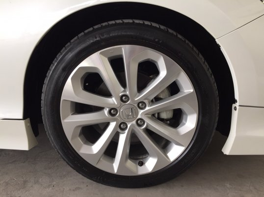 2016 Honda ACCORD EL NAVI sedan -7