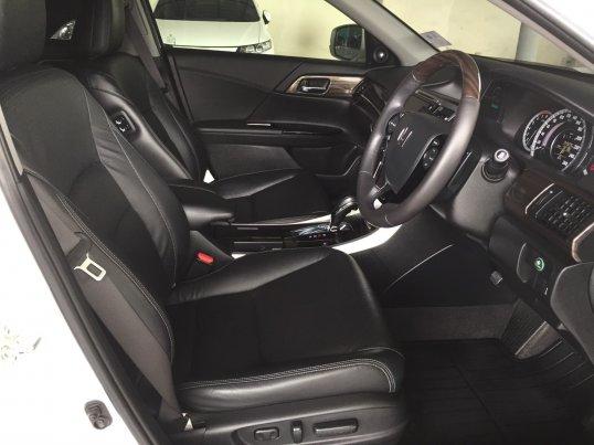 2016 Honda ACCORD EL NAVI sedan -11