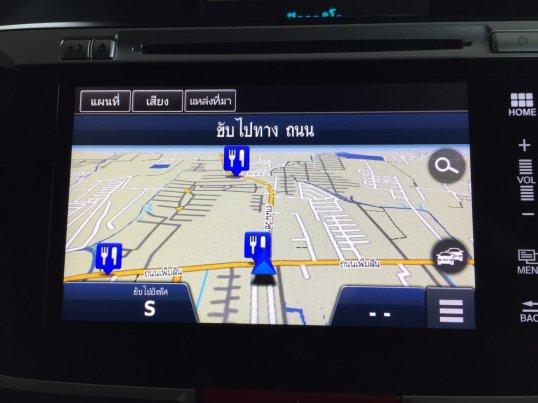 2016 Honda ACCORD EL NAVI sedan -16