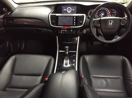 2016 Honda ACCORD EL NAVI sedan -13