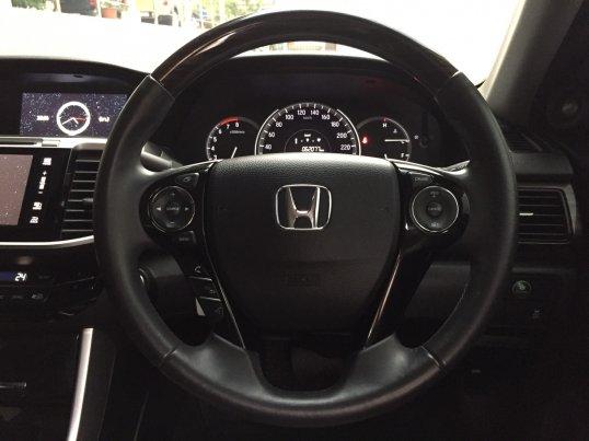 2016 Honda ACCORD EL NAVI sedan -14