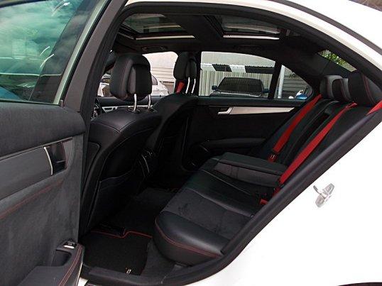 ฟรีดาวน์ Benz C180 Cgi 1.6 Amg W204 ปี12 รถมือเดียวสวยขับดีออฟชั่นครบพร้อมใช้-9
