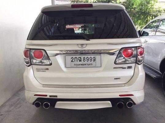 2012 Toyota Fortuner V 4WD suv -4