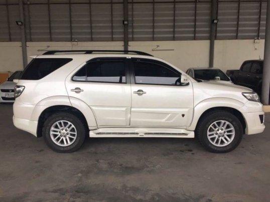 2012 Toyota Fortuner V 4WD suv -21