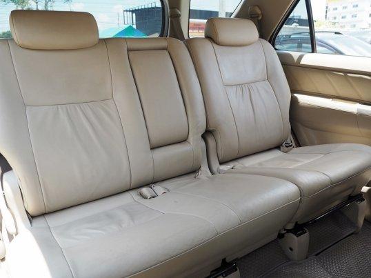 2009 Toyota Fortuner V 4WD suv -7