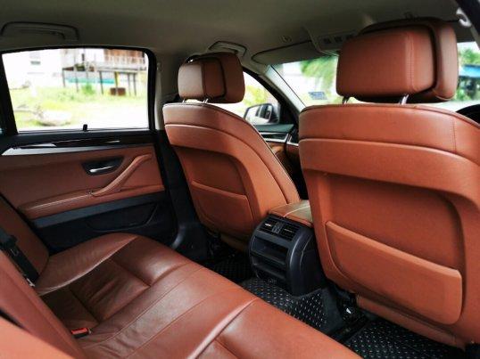 2014 BMW 520d Sport sedan -8