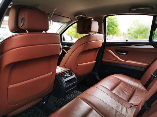 2014 BMW 520d Sport sedan -9