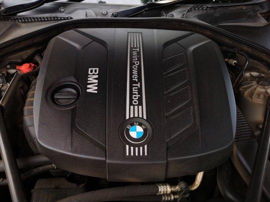 2014 BMW 520d Sport sedan
