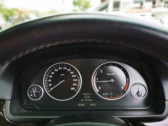 2014 BMW 520d Sport sedan -14