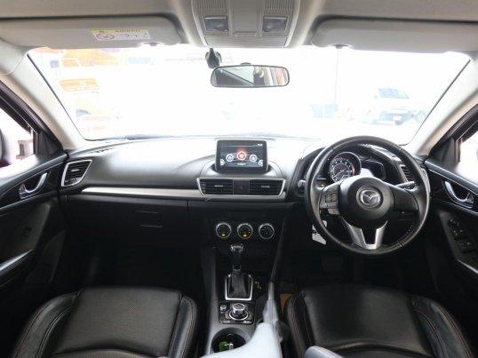รถเข้าใหม่ MAZDA 3 SKYACTIVE รถสวย ไมล์น้อย การันตีโครงสร้าง น๊อตไม่มีขยับ ดอกเบี้ยเริ่มต้น2.69%-1